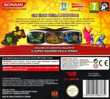 Gormiti - Gil Eroi Della Natura! DS cover (BGMP)