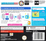Picross 3D (Demo) DS cover (Y6UP)