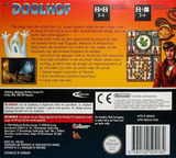Doolhof DS cover (BDOX)