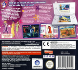 Totally Spies! 4 - Wereldtour DS cover (CT4P)