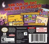 Ed, Edd n Eddy - Scam of the Century DS cover (A5OE)