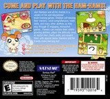 Hi! Hamtaro - Ham-Ham Challenge DS cover (A8CE)