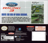 Ford Racing 3 DS cover (AF3E)