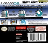 Picross DS DS cover (AXPE)