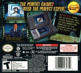 CSI - Crime Scene Investigation - Deadly Intent - The Hidden Cases DS cover (BCIE)