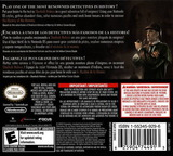 Sherlock Holmes - The Mystery of the Mummy DS cover (CS6E)