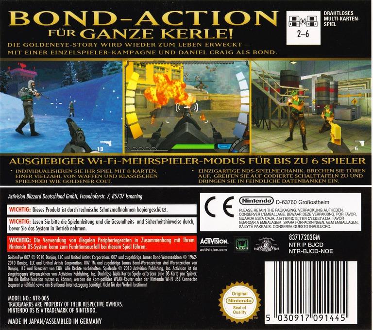 GoldenEye 007 DS backHQ (BJCD)