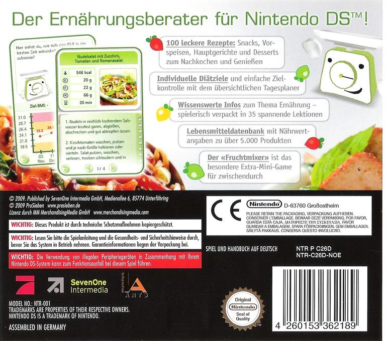 DS backHQ (C26D)