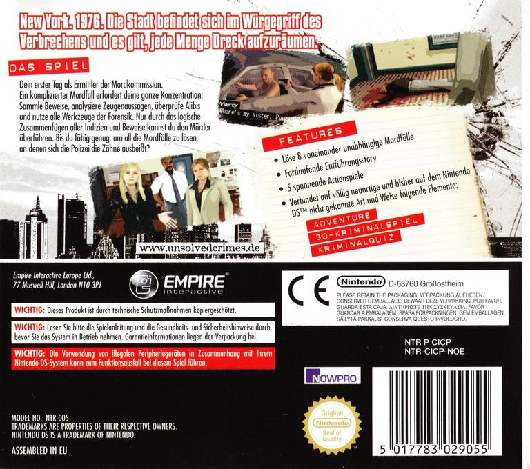 DS backHQ (CICP)