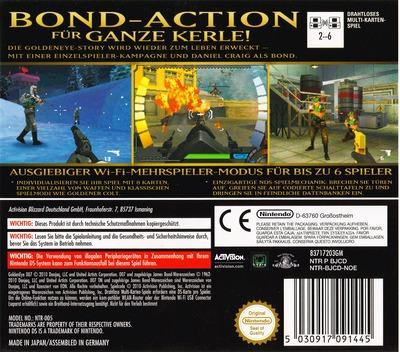 GoldenEye 007 DS backM (BJCD)