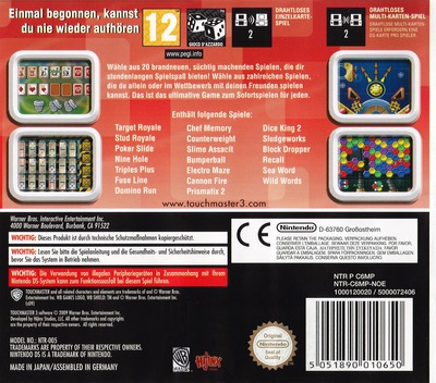 DS backM (C6MP)