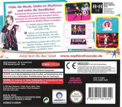 Sophies Freunde - Modern Dance DS backM (CDSP)