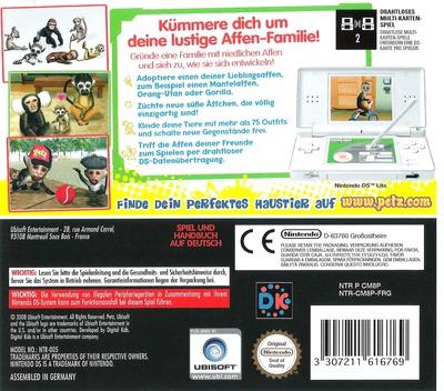 Petz - Meine Affen-Fanilie DS backM (CM8P)
