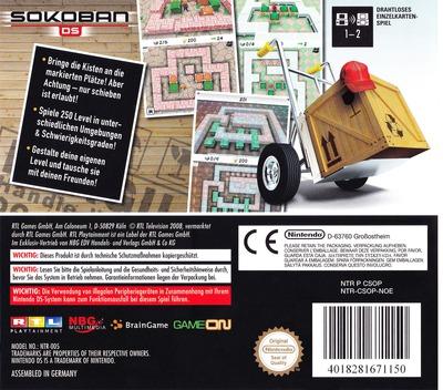 DS backM (CSOP)