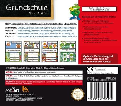 Grundschule 1.-4. Klasse - Fit fuers Gymnasium 2013 DS backM (TG3D)