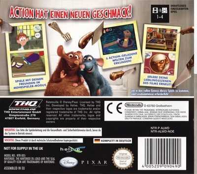 Ratatouille DS backM (ALWD)