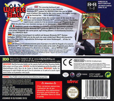 Wiffle Ball DS backM (AWBP)