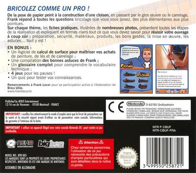 Brico Utile DS backM (CBUF)