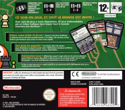 42 Jeux Indémodables DS backM (ATDP)