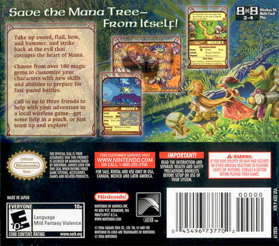 Children of Mana DS backM (ASEE)