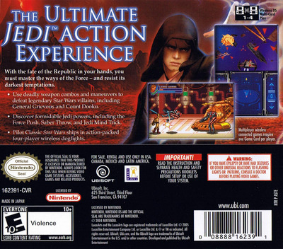 Star Wars - Episode III - Revenge of the Sith DS backM (ASTE)