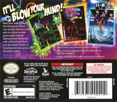Big Bang Mini DS backM (CBBE)