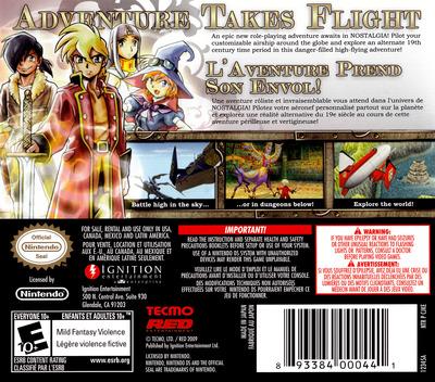Nostalgia DS backM (CJKE)
