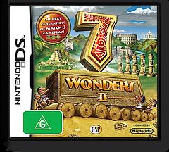 7 Wonders II DS cover (B7WP)