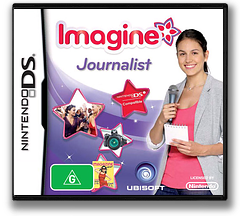 Imagine - Journalist DS cover (VRPV)