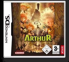 Arthur und die Minimoys DS cover (A2MP)
