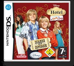 Hotel Zack & Cody - Kreis der Spione DS cover (A3HP)