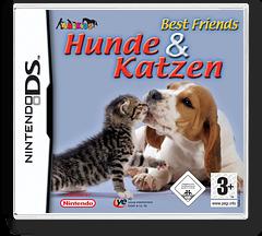 Best Friends - Hunde & Katzen DS cover (AHJP)