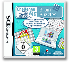 Challenge Me - Brain Puzzles DS cover (ANQP)
