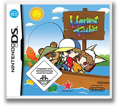 Harvest Fishing DS cover (ANYP)
