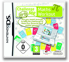 Challenge Me - Maths Workout DS cover (AR6P)
