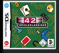 42 Spieleklassiker DS cover (ATDP)