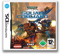 Warhammer 40,000 - Squad Command DS cover (AW4X)