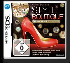 Nintendo Presents - Style Boutique DS cover (AZLP)