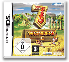 7 Wonders II DS cover (B7WD)