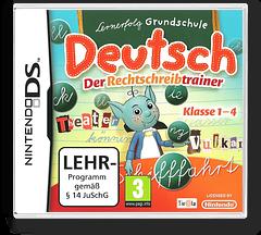 Lernerfolg Grundschule - Deutsch - Der Rechtschreibtrainer DS cover (BD8X)