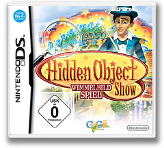 Hidden Object Show DS cover (BHUP)