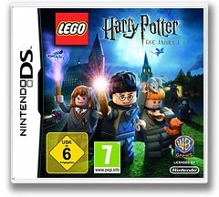 LEGO Harry Potter - Years 1-4 DS cover (BLHP)