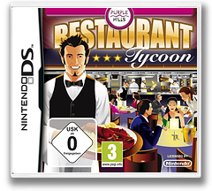 Restaurant Tycoon DS cover (BTYP)