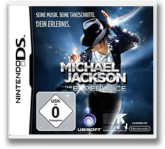 Michael Jackson - The Experience DS cover (BVNP)