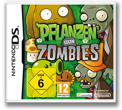Plants vs. Zombies DS cover (BWBX)