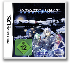 Infinite Space DS cover (C6CP)