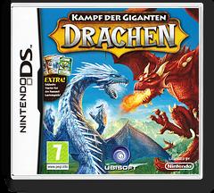 Kampf der Giganten - Drachen DS cover (C7UP)