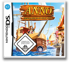 Anno - Create a New World DS cover (CANP)
