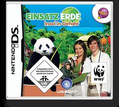 Einsatz Erde - Insel in Gefahr DS cover (CGQP)
