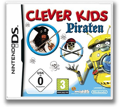 Clever Kids - Pirates DS cover (CLKP)